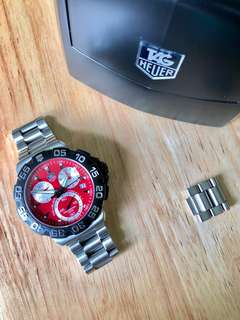 Classic Tag Heuer F1 Chronograph CAH1112