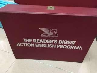 讀者文摘英語學習手冊