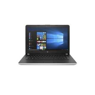 HP LAPTOP 14 - BW099TU - SILVER - Win10 - E2-9000E 1500MHZ - 4GB - 500GB
