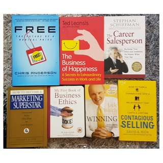 7 in 1 Business Books