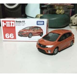 Tomica 66 Honda Jazz / Fit
