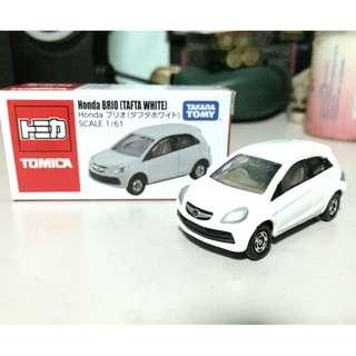 Tomica Honda Brio Tafta White