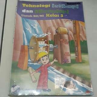 TIK kelas 3 SD penerbit Graphia Buana