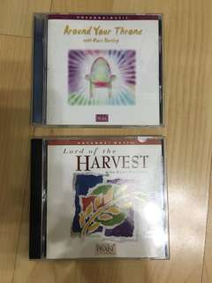 Ross Parsley worship (3 CDs)