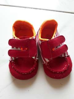 Sepatu baby hipofant 3-12bln