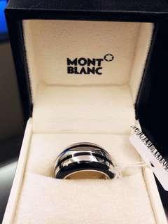 Montblanc ring 戒指