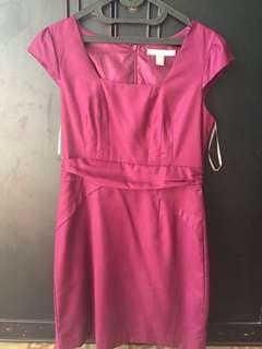 Purple Dress- Forever XXI