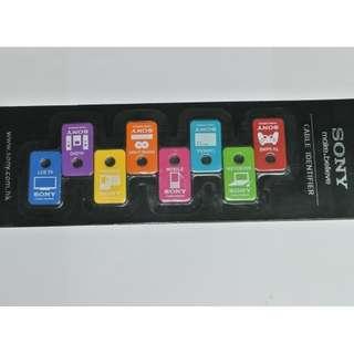 全新 Sony Cable Identifier 非賣品電線識別牌 有原包裝