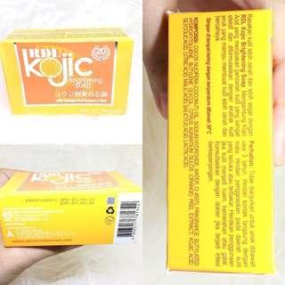 Rdl kojic soap