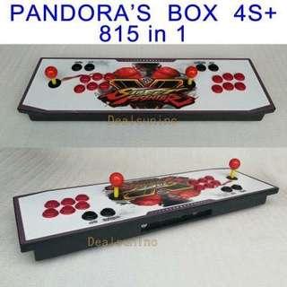 Arcade Console 800 games in 1 unit.