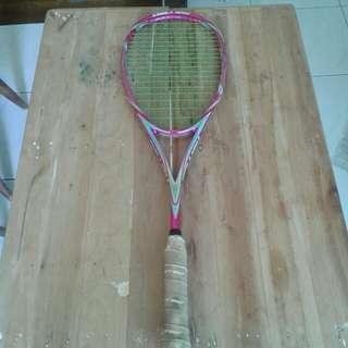 Harrow Vapor squash racket