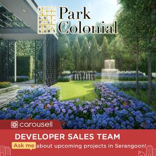 PARK COLONIAL - Price is out!