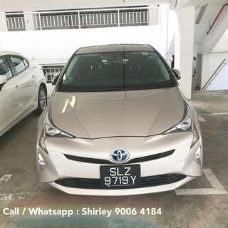 Toyota Prius Hybrid (Brand New)