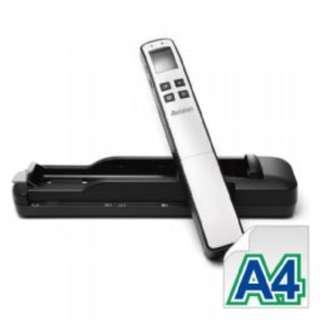 Avision  MiWand 2 Wi-Fi PRO 便攜隨身掃瞄器 , 黑色版連自動送紙器
