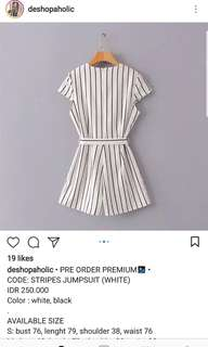 Jumpsuit from hk