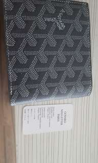 Goyard Malletier Paris Wallet replica