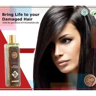 ABSOLUTE REPLENISHMENT 9 in 1 HAIR OIL-new stock