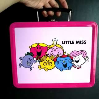 Little Miss Tin Storage