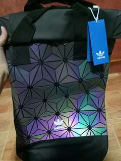 🚚 Adidas 3D Roll Top Backpack - Rainbow (promotion)