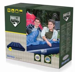 Bestway Double Airbed with Pump