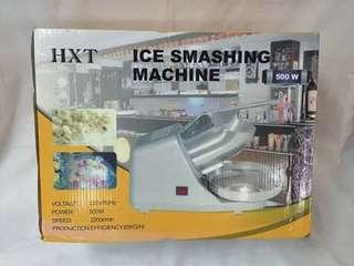 Ice crasher