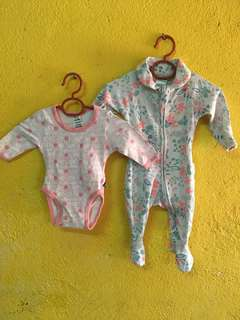 Combo Newborn Bonds Wondersuit