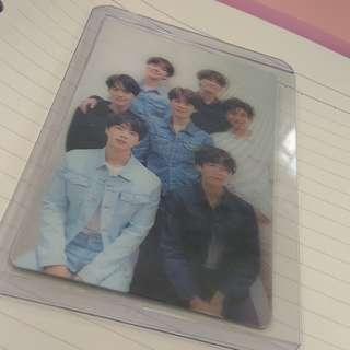 BTS 轉tear special card