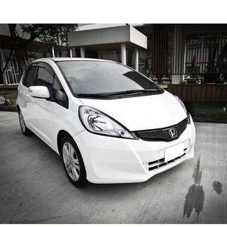2011 HONDA FIT 車超漂亮 保值小車 不買可惜