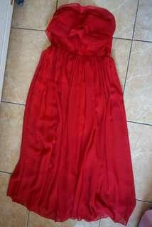 Long Dress / Dress Panjang