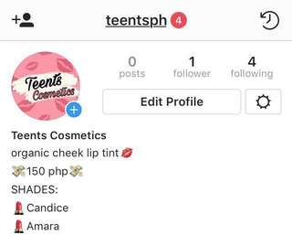 Follow this on instagram💄