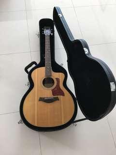 Taylor 214ce Grand Auditorium Acoustic Guitar