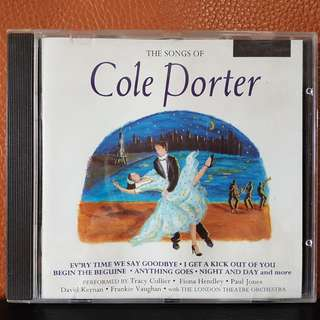 CD》The Songs Of Cole Porter