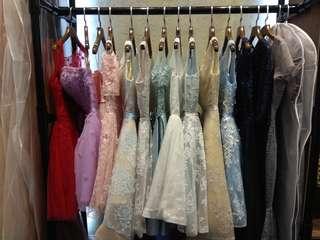 Sweet Elegant Short Gown