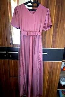 Long Dress / Dress Pesta Panjang