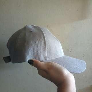 Gray/Grey Baseball Cap