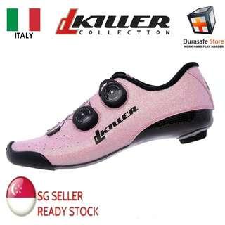 DL KILLER KS1 Cycling Race Shoe Pink Size 38-43, Italy