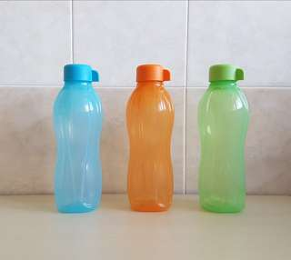 Tupperware Eco Bottles 500ml