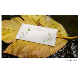 森林之語 A款 花草信紙 誠品style 設計師獨家 文創設計 進口高級紙