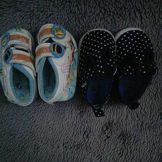 baby bundle shoes