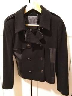 Forever new wool jacket size 6