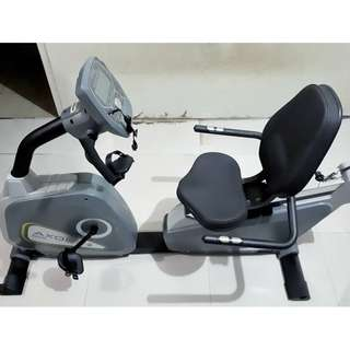 For Sale Kettler AXOS Recumbent Bike Stationary Bike