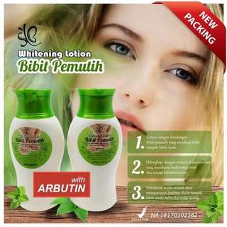 Lotion bibit berpom