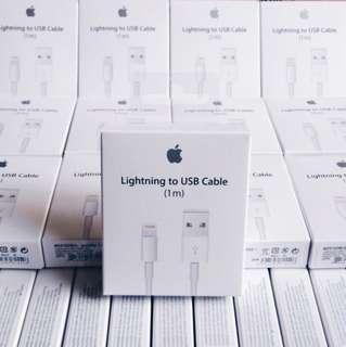 Apple Lightning Cable 1M Original
