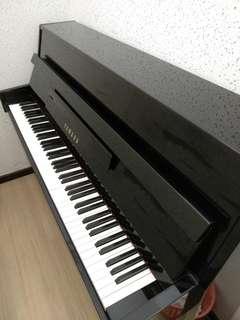 Small Yamaha piano LU-90 PE, J1859849