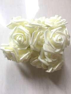 20 lampu led bunga mawar