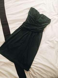Pagani green dress