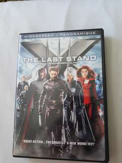 X MEN - The last stand