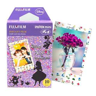 FUJIFILM REFILL INSTAX MINI ALICE IN WONDERLAND