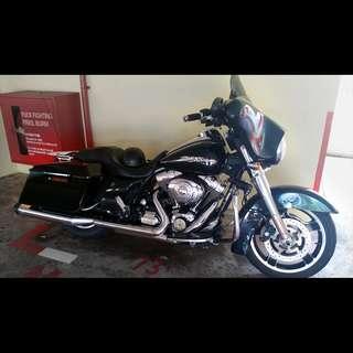 2021 Harley Davidson Street Glide (FLHX)