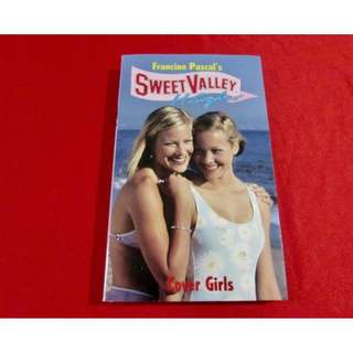 Sweet Valley High: Cover Girls